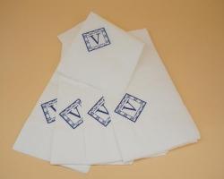40封3層餐巾