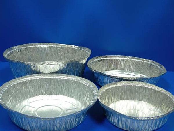 圓形錫紙盤