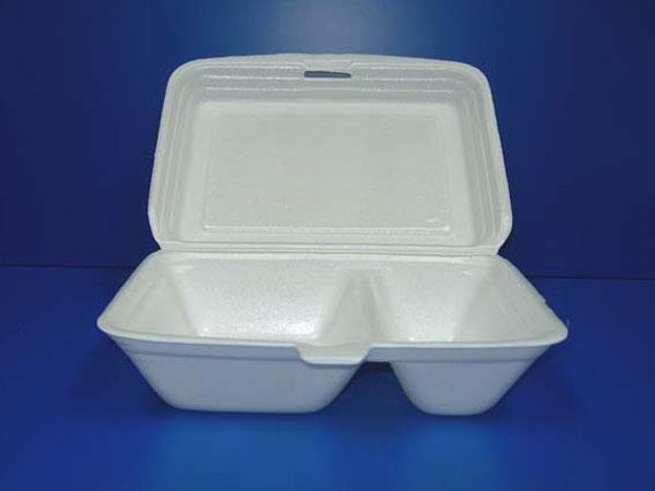 發泡膠飯盒(水松飯盒) D