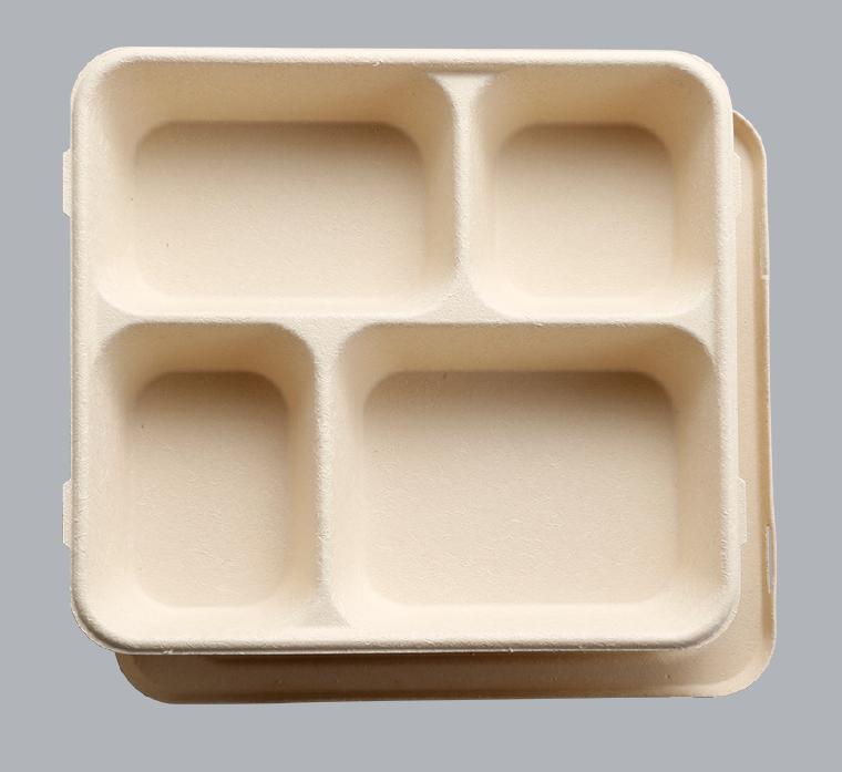 4格打包盒