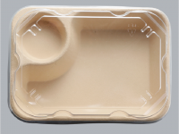 PET透明蓋打包盒