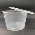 2500ml 微波爐膠碗配注塑蓋(高身)