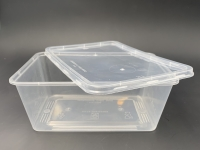 1000ml 微波爐膠盒配蓋