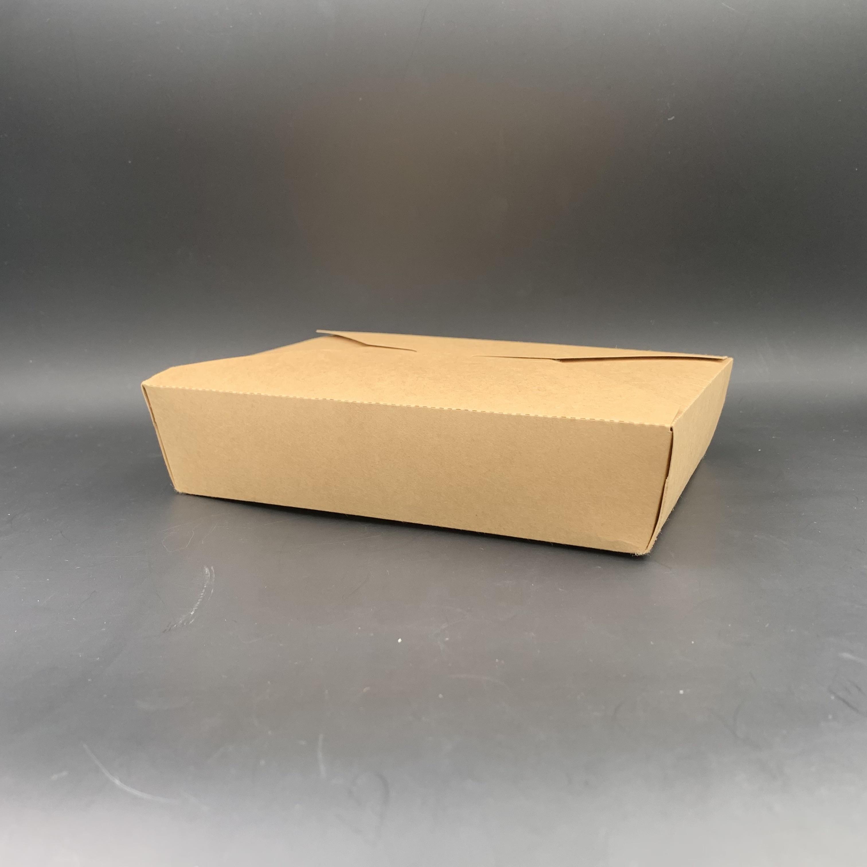 1450ml牛皮紙外賣盒