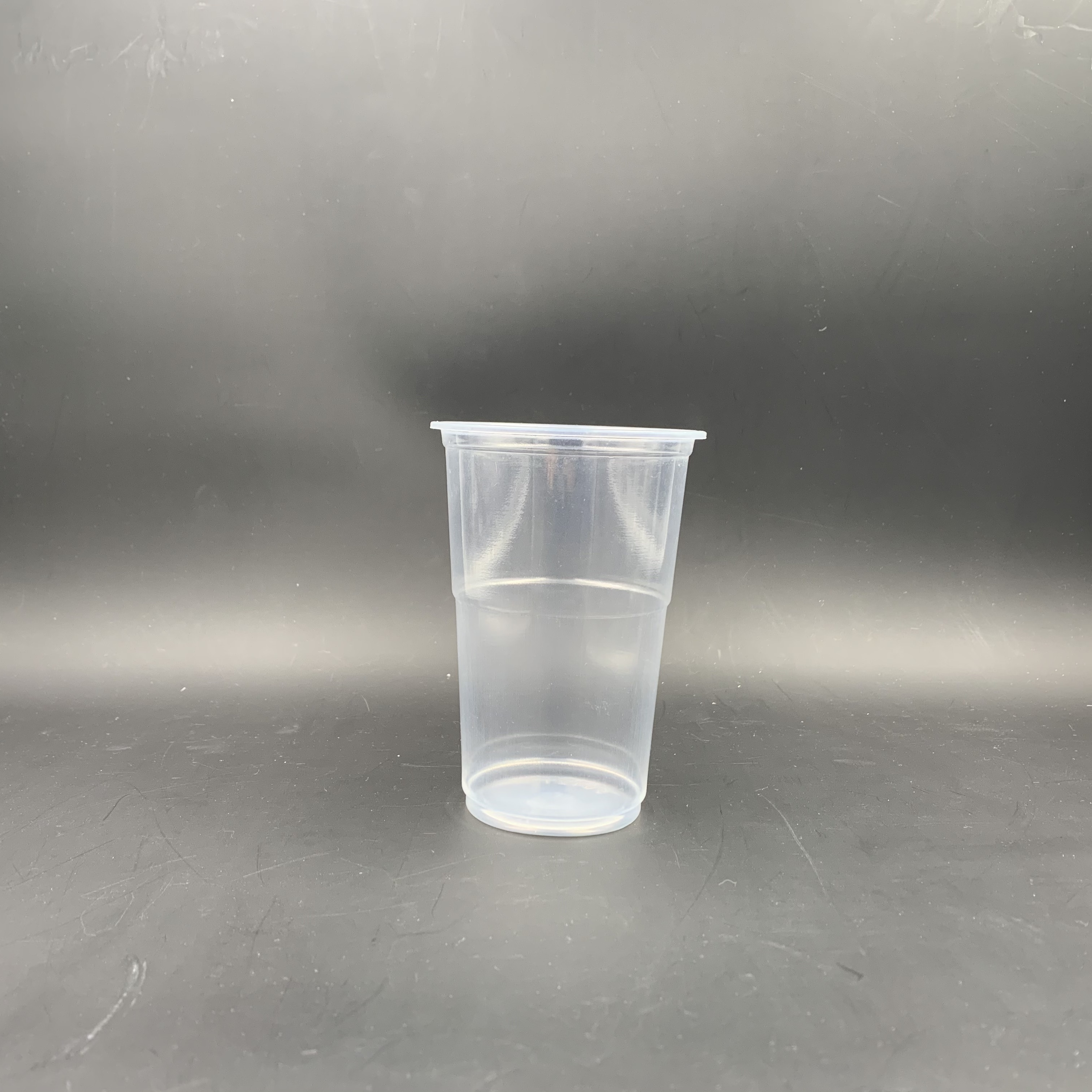 12安士透明PP膠杯